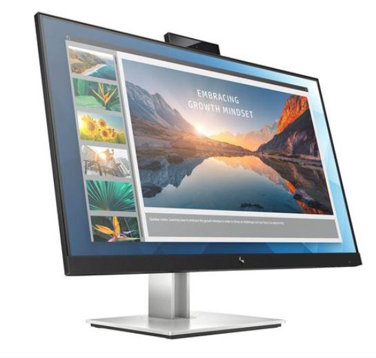 "HP E24d G4 23,8"" FHD IPS USB-C (ingebouwde webcam docking) Monitor"