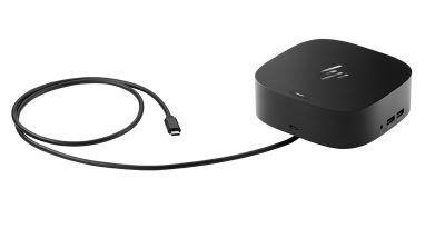 HP USB-C G5 Dock Bedraad USB 3.2 Gen 1 (3.1 Gen 1) Type-C Zwart (op voorraad!) Alternatief voor 5TW10AA