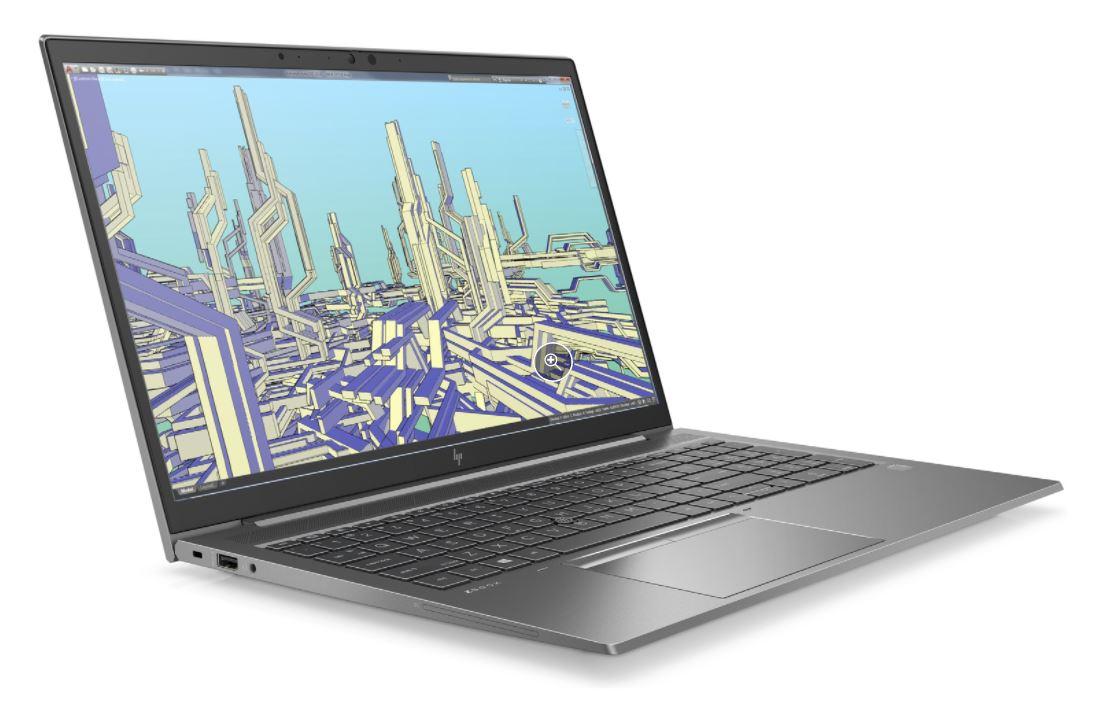 HP ZBook Firefly 15,6 G8 Mobiel Workstation met NVIDIA® T500